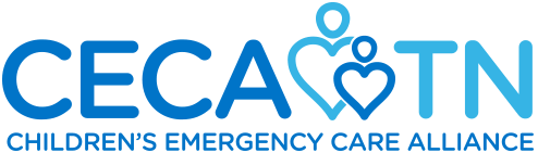 Children's Emergency Care Alliance of Tennessee Logo